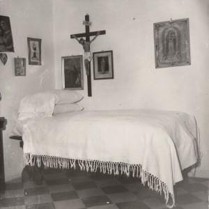 La cameretta dove riposava Sant'Annibale Maria